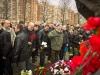 Открытие памятника бойцам спецназа